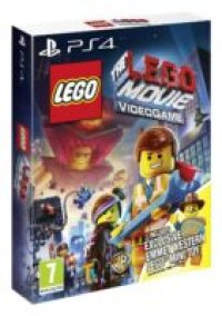 The LEGO Movie Videogame Western Emmet Minitoy Edition