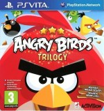 Angry Birds Trilogy PS Vita