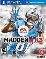 Madden NFL PS Vita