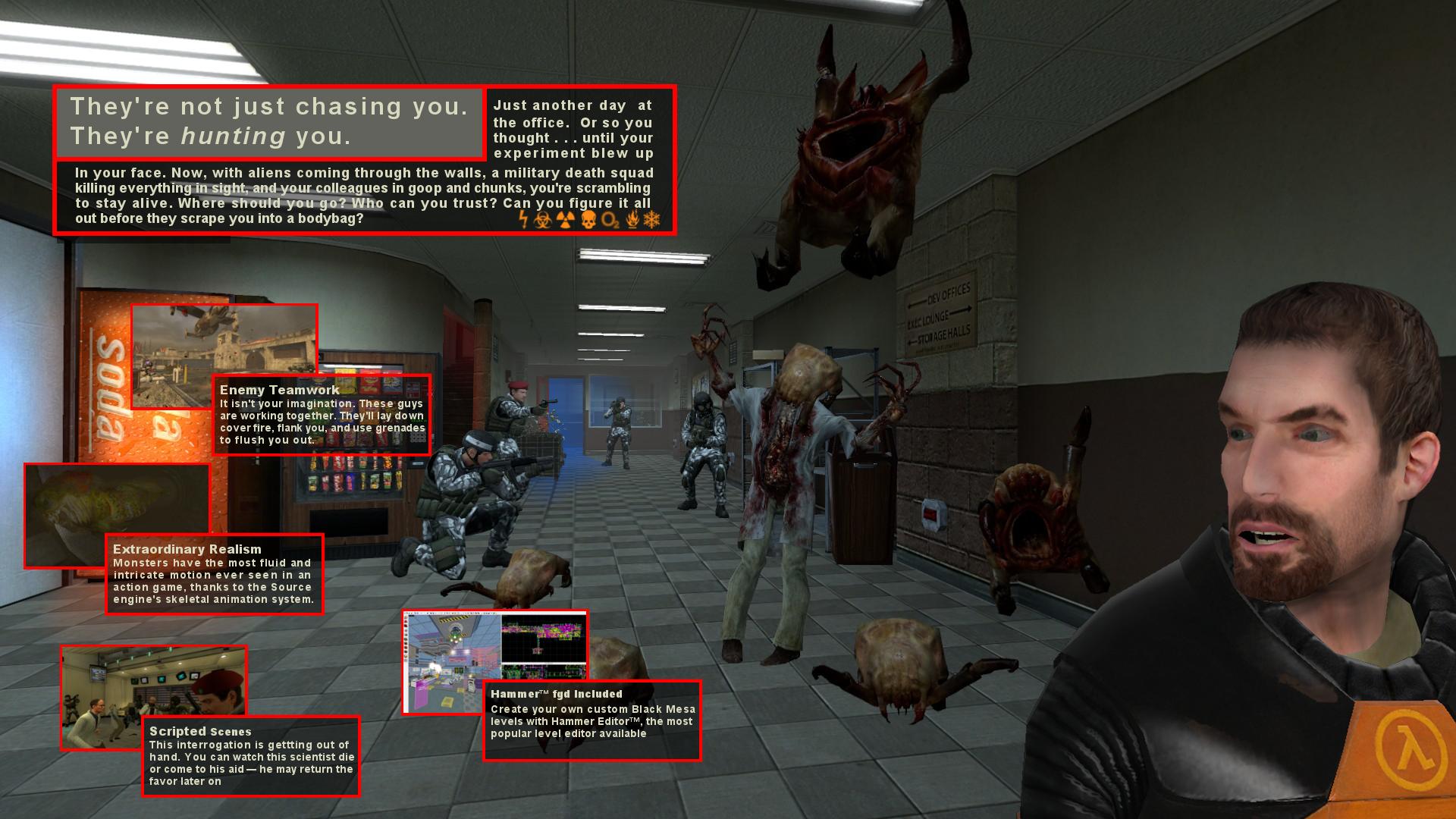 Party Wallpaper Hd Black Mesa Wallpapers In Ultra Hd 4k Gameranx