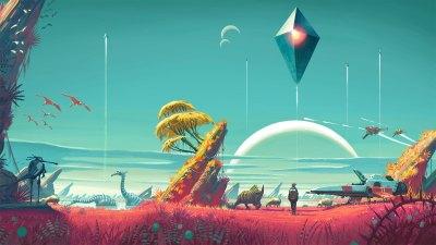 No Man's Sky Wallpapers in Ultra HD | 4K - Gameranx