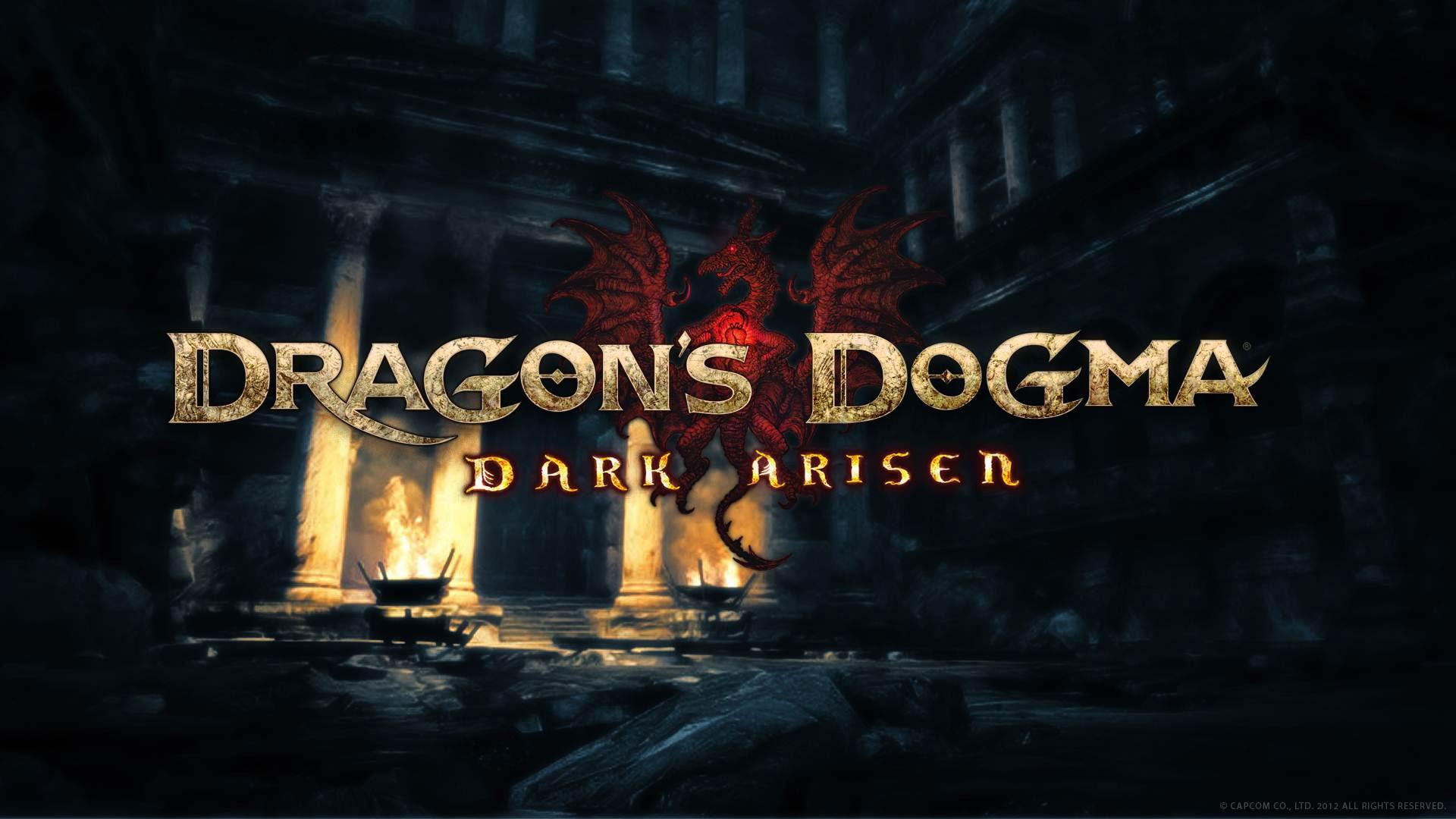 Iphone X Cool Wallpaper Features Dragon S Dogma Dark Arisen Wallpapers In Ultra Hd 4k