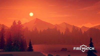 Firewatch Wallpapers in Ultra HD   4K - Gameranx