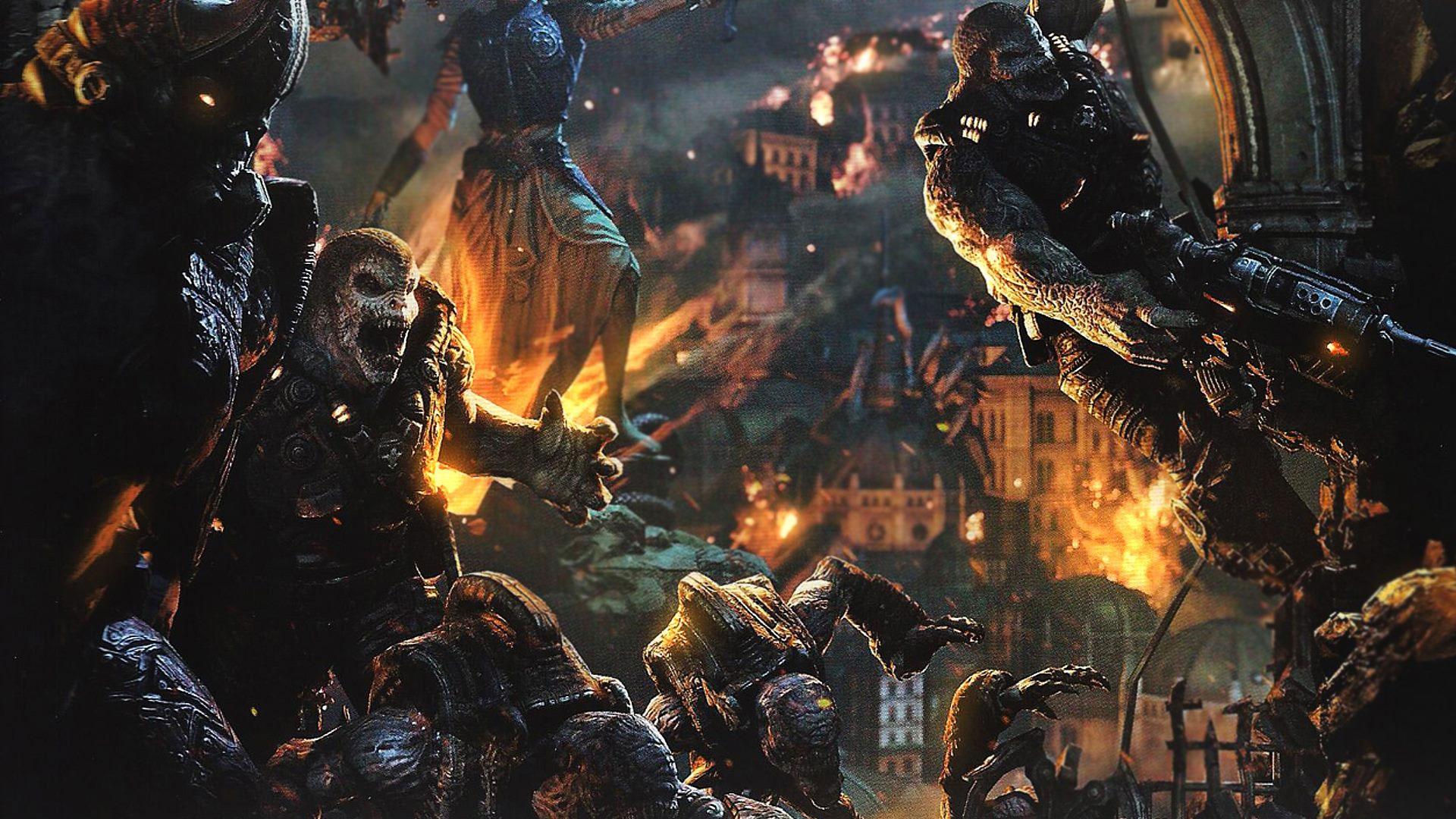 League Of Overwatch >> Gears-of-War-4-1080-Wallpaper - Gameranx