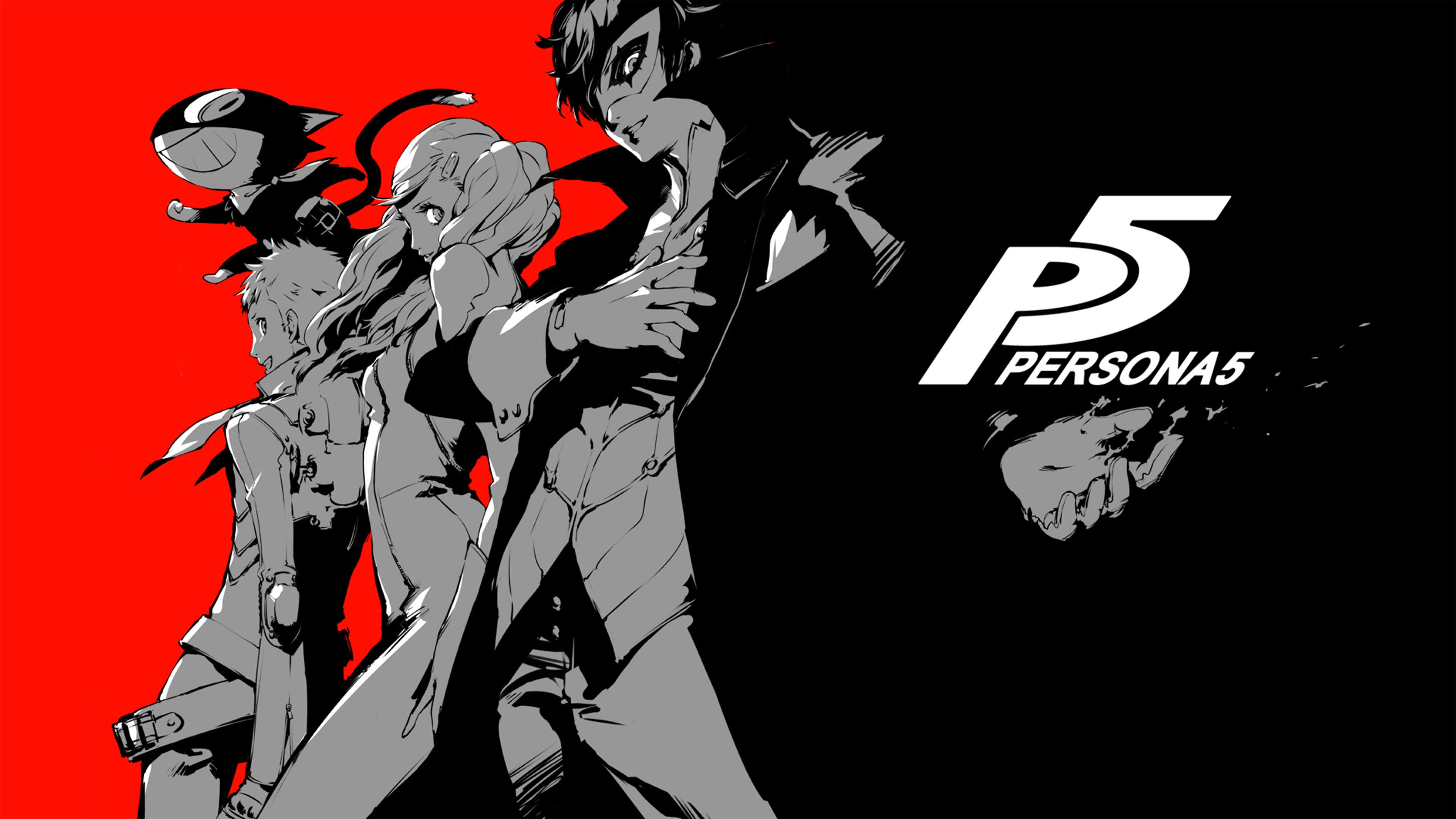Persona 5 Iphone Wallpaper Persona 5 Wallpapers In Ultra Hd 4k Gameranx