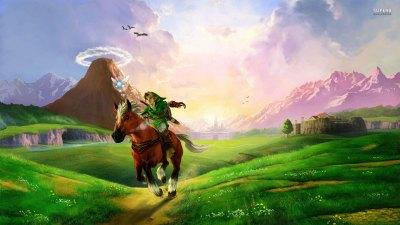 The Legend of Zelda Twilight Princess HD Wallpapers in Ultra HD | 4K - Gameranx