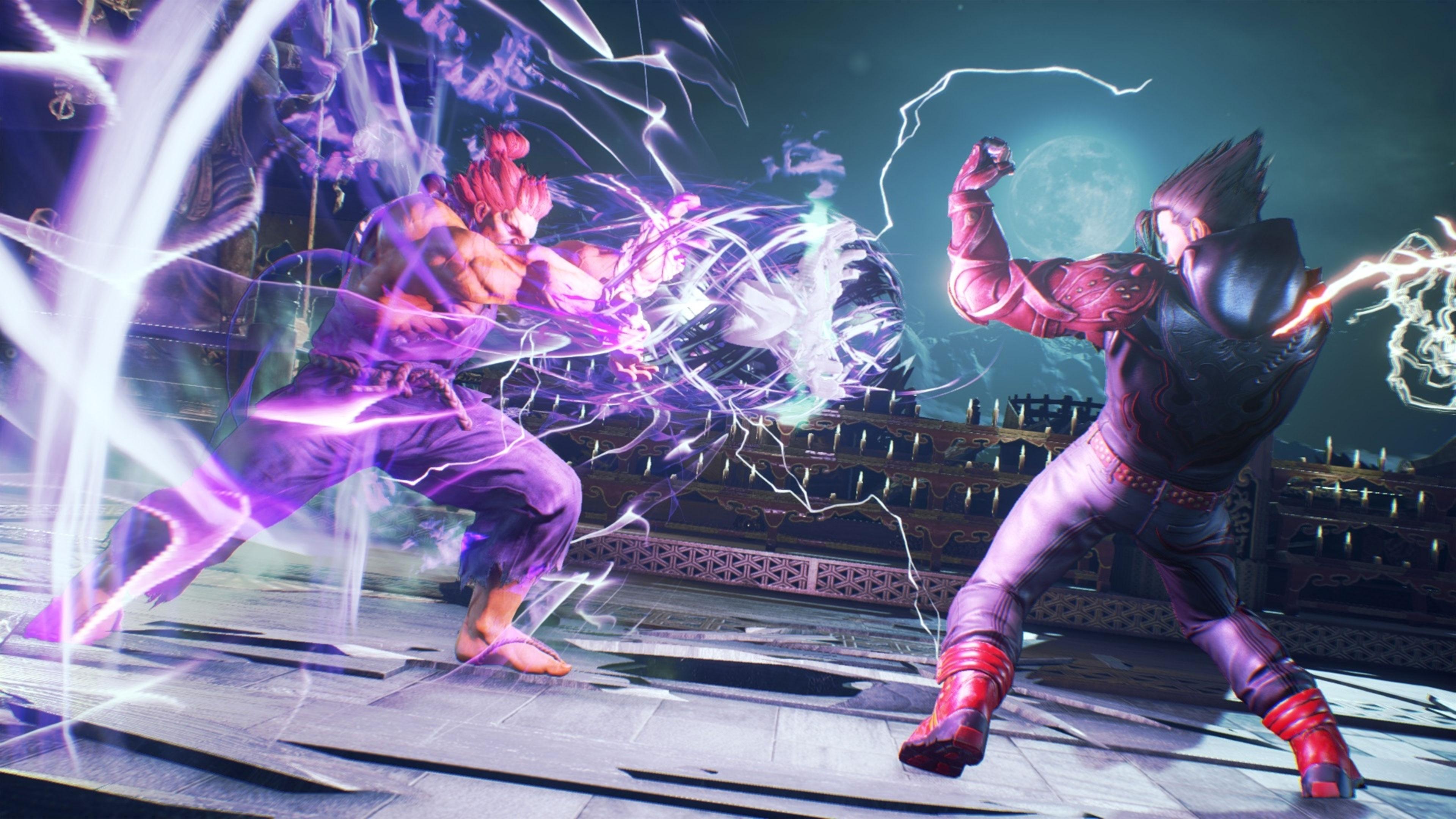 Red Devil Hd Wallpaper Tekken 7 Wallpapers In Ultra Hd 4k Gameranx