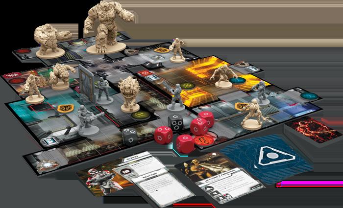 Doom: The Board Game Lets You Choose Demon or Marine