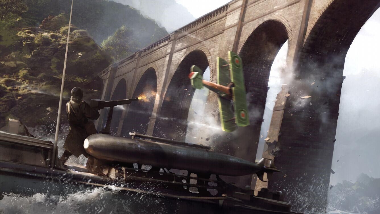 Battlefield Hardline Hd Wallpaper Battlefield 1 Vehicles 2016 Gameranx