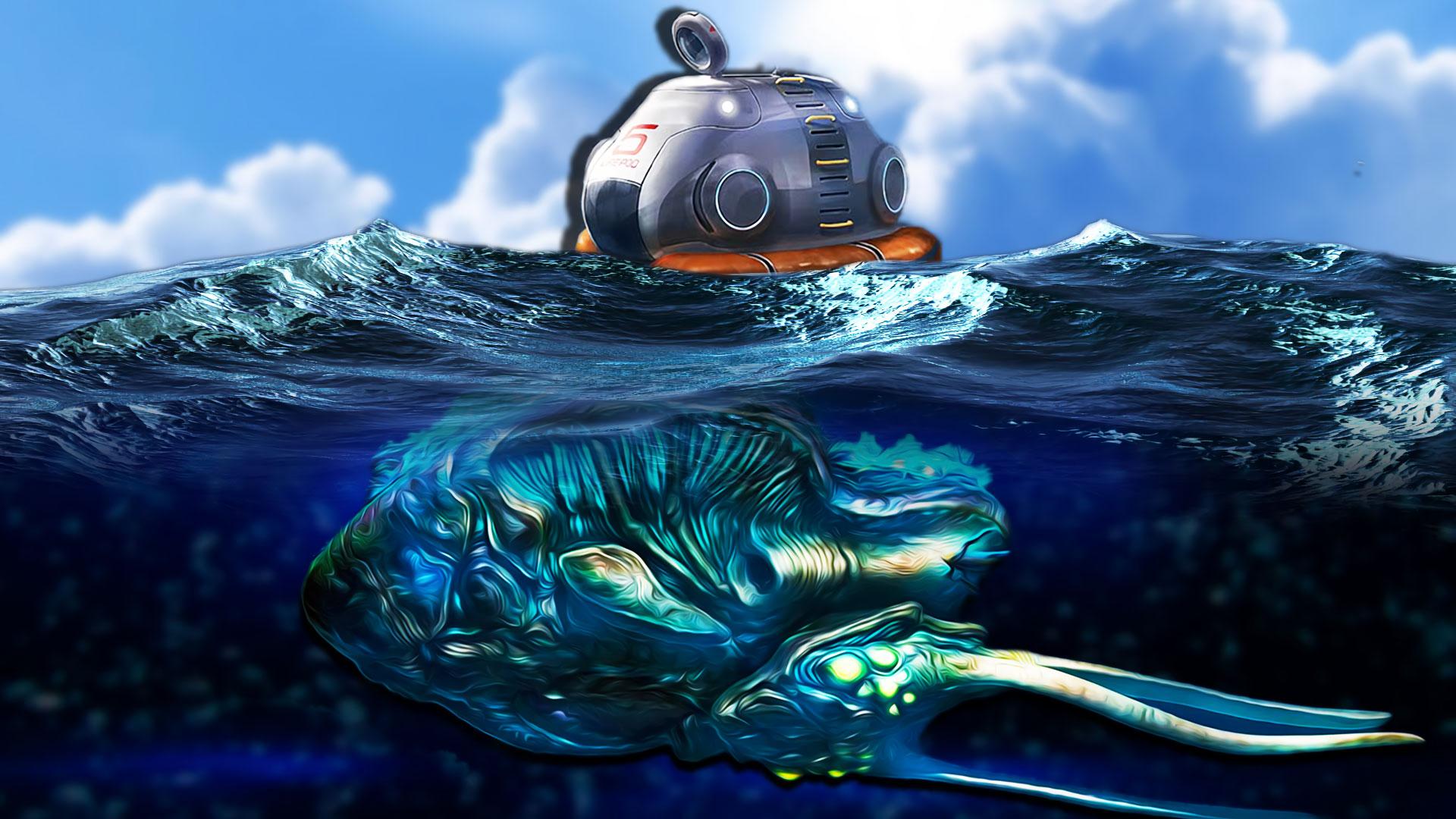 Underwater Iphone Wallpaper Subnautica Wallpapers In Ultra Hd 4k Gameranx