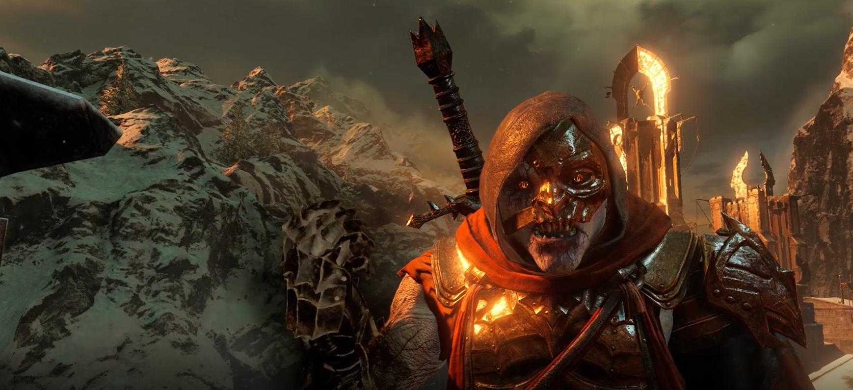 Skyrim Fall Wallpaper Hd Middle Earth Shadow Of War Farming Legendary Gear