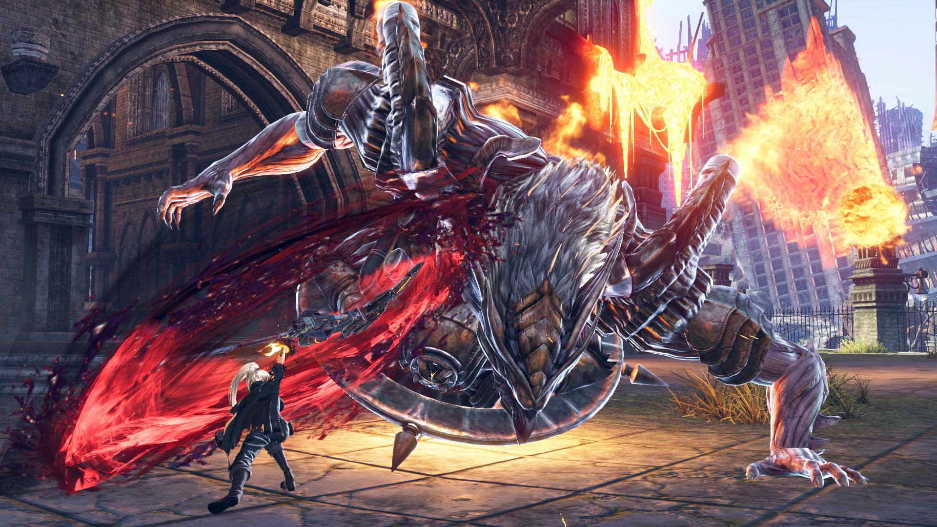 Mortal Kombat X Wallpapers Hd Iphone God Eater 3 Wallpapers In Ultra Hd 4k Gameranx