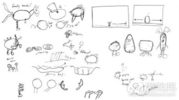monster-mingle-sketch(from gamasutra)