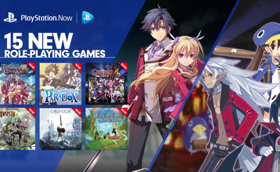 PlayStation Now RPG