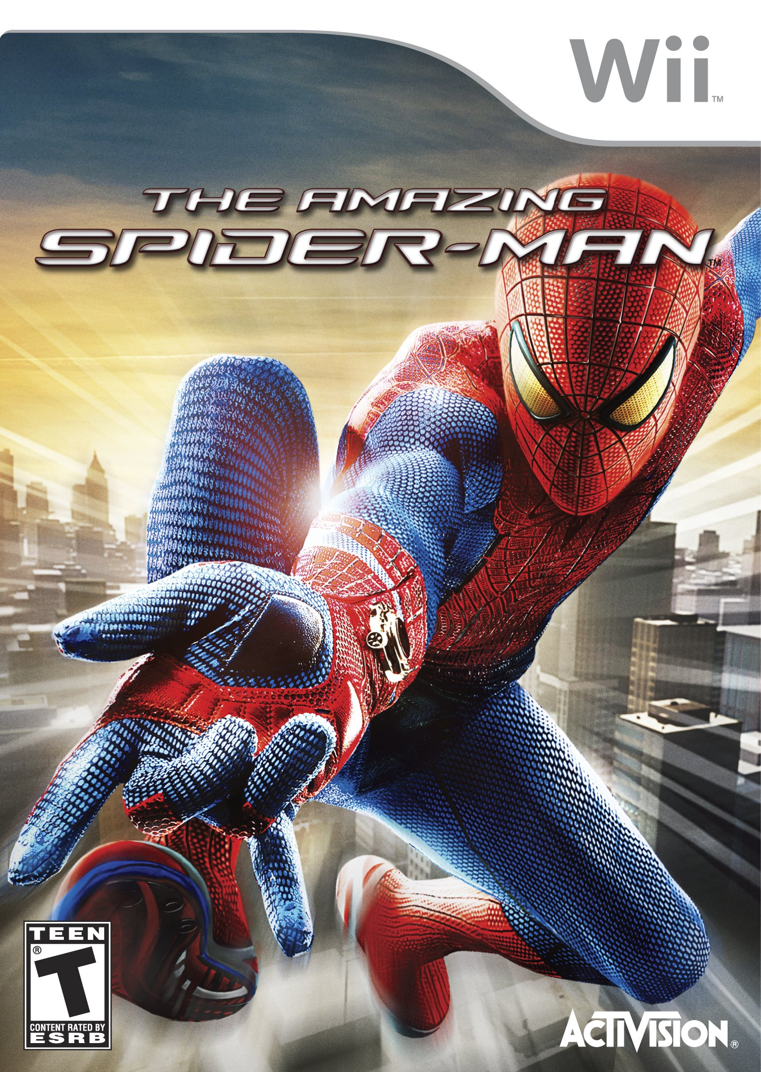 Spiderman Games Amazing Spider Man Release Date Vita Wii U Xbox 360