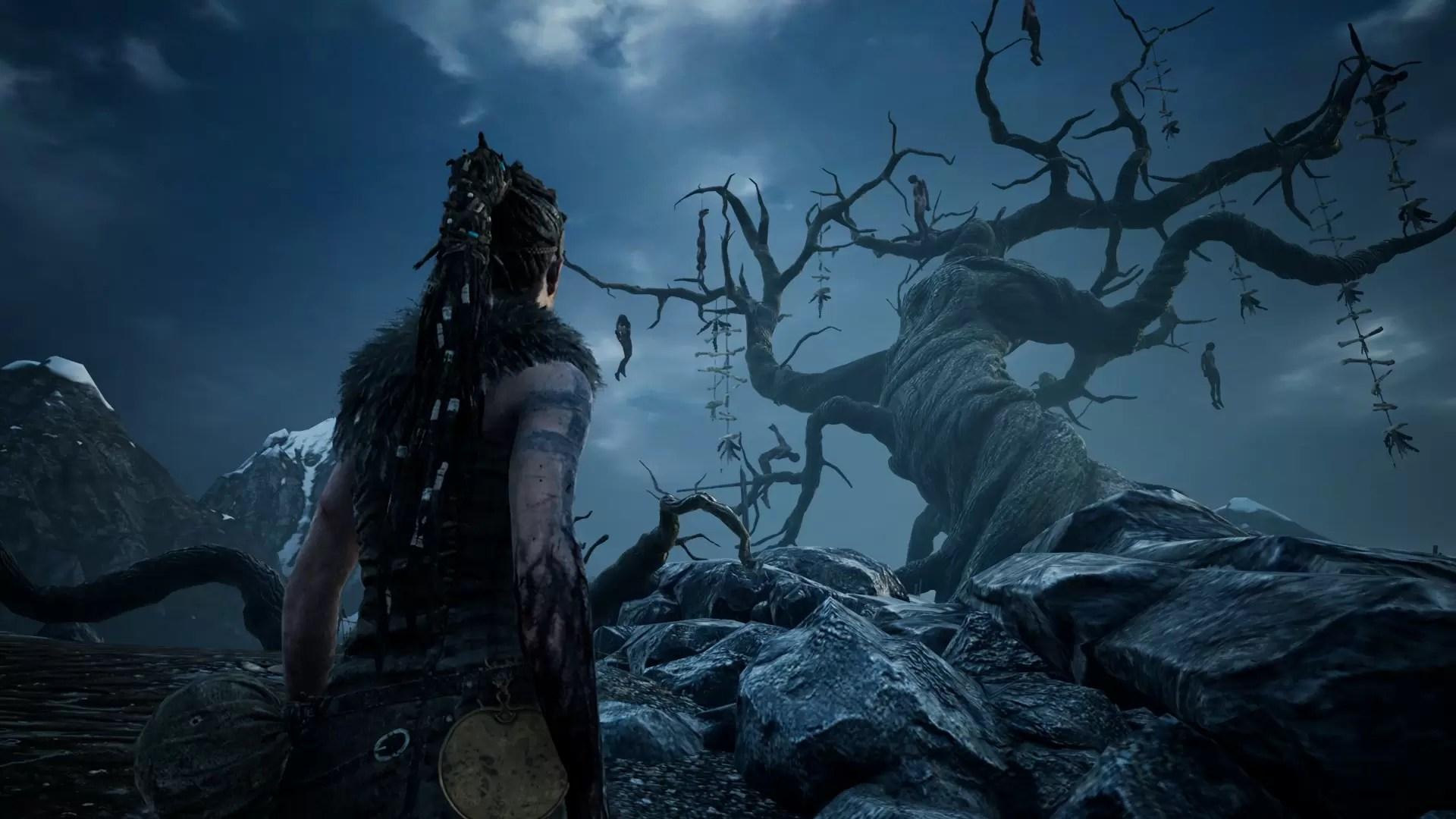 Hd Gamer Wallpaper Haven Reviews Hellblade Senua S Sacrifice Gamer S Haven