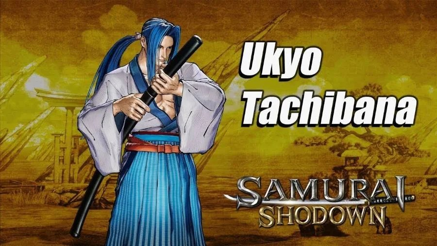 Charlotte Home Builders Ukyo Highlighted In New Samurai Shodown Trailer - Gamersheroes