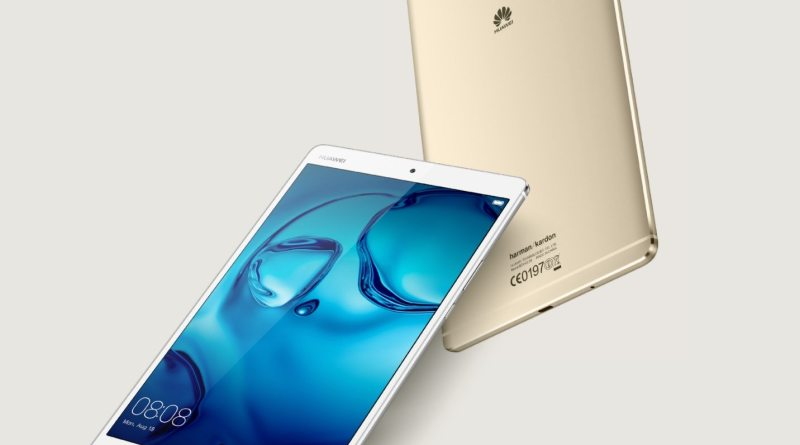 Huawei MediaPad M3 Test Review Tablet Titel