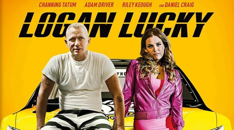 Logan Lucky Review Test Blu-ray Titel 1 Studiocanal
