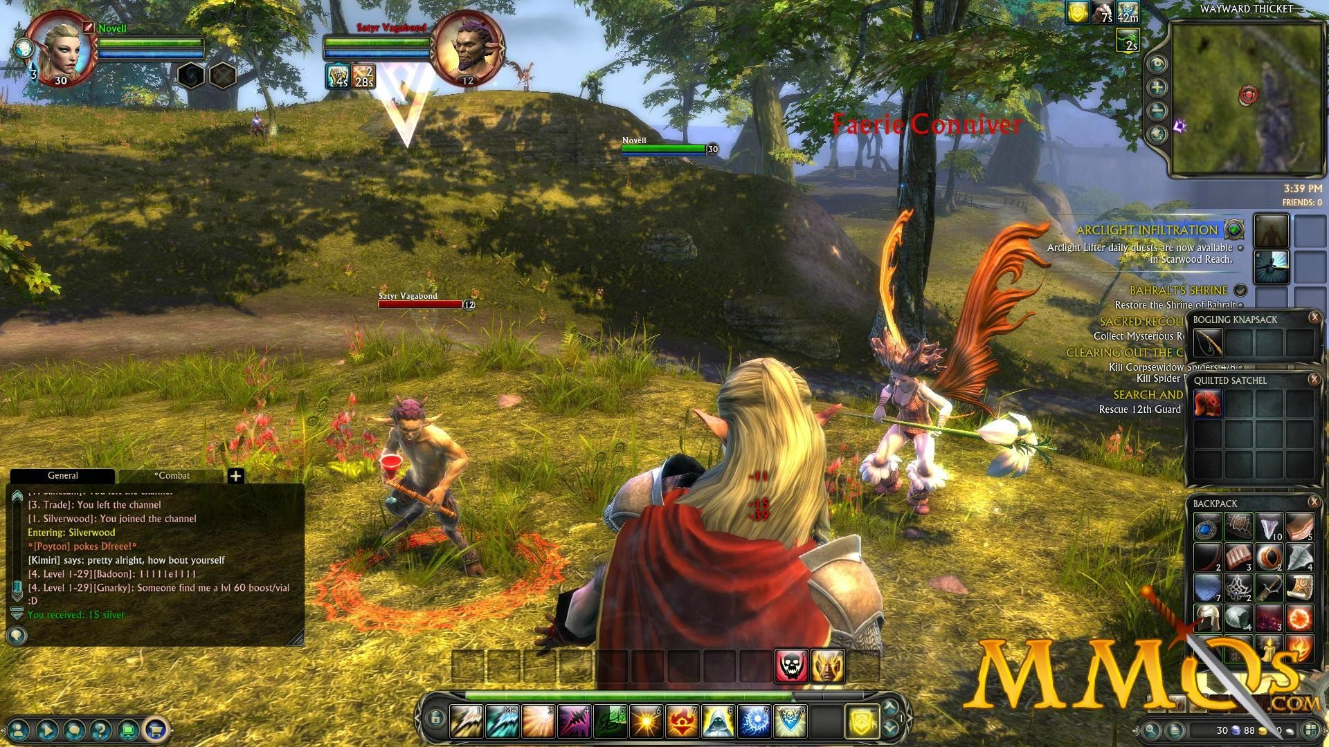 Rift Online El Mmo Free-to-play Rift Obtiene Un Servidor Pay-to-play