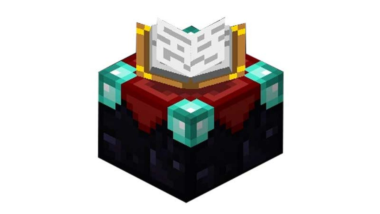 Minecraft Enchantments Guide How To Make An Enchanting Table More