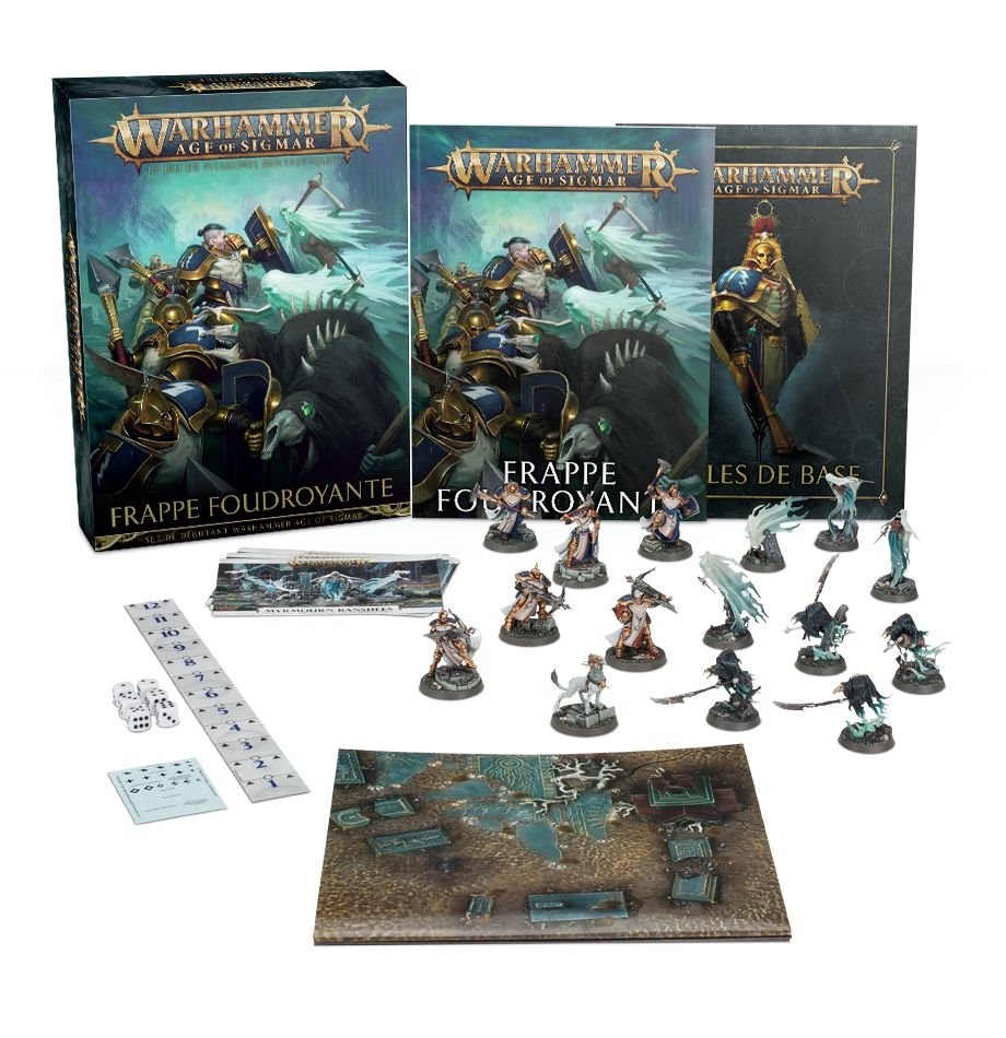 Peindre Decor Warhammer Frappe Foudroyante French Games Workshop Webstore