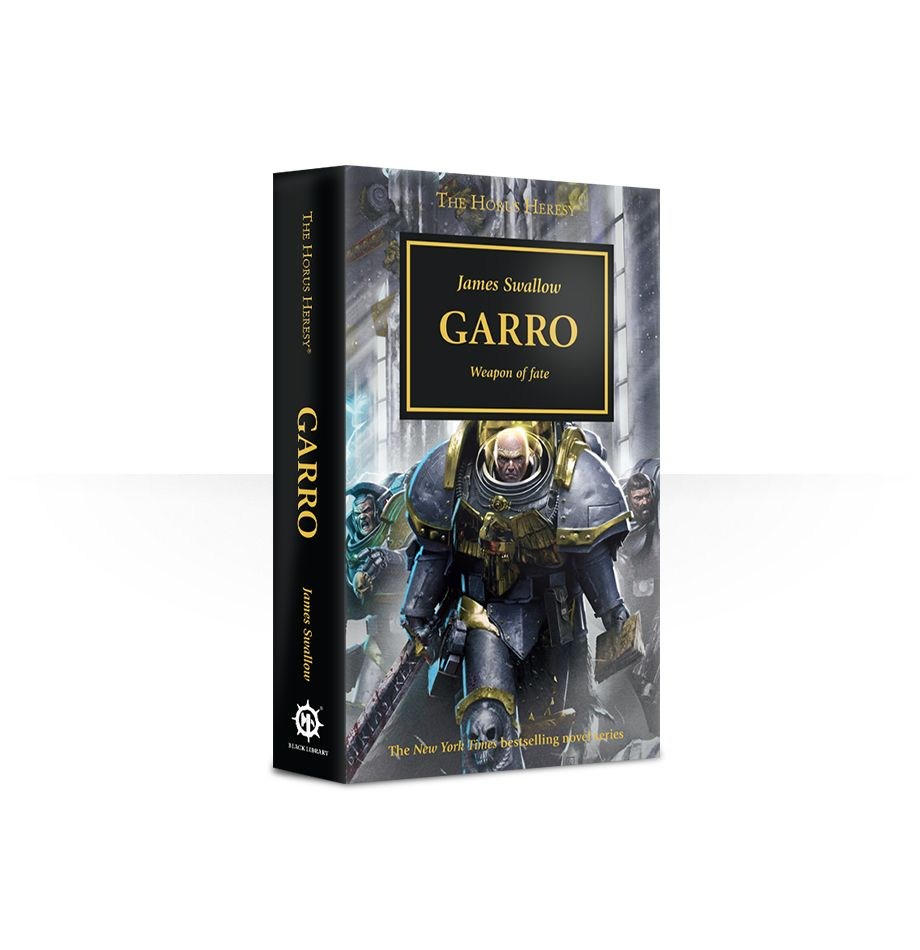 Home Games Workshop Webstore Book 42 Garro Paperback Games Workshop Webstore