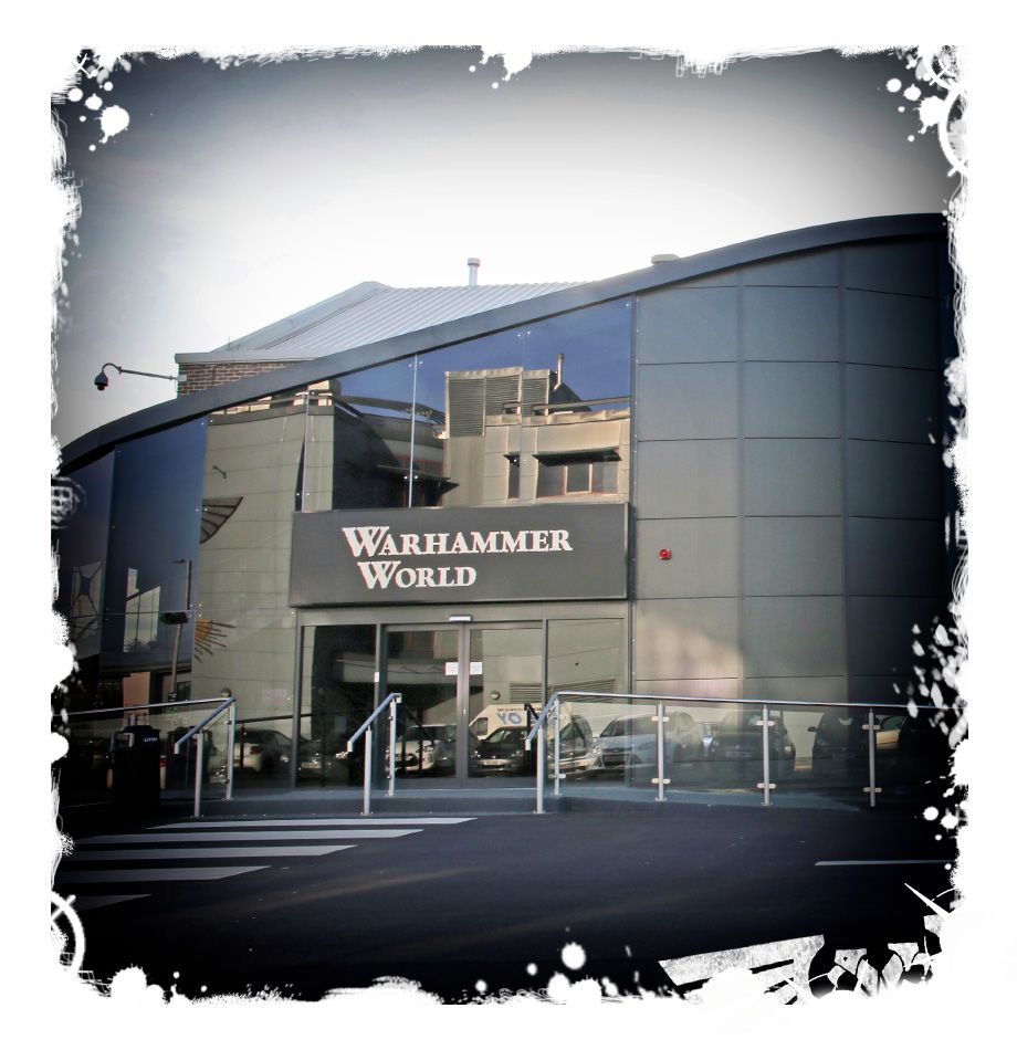 Home Games Workshop Webstore Warhammer World Exhibition Ticket Adult Games Workshop Webstore