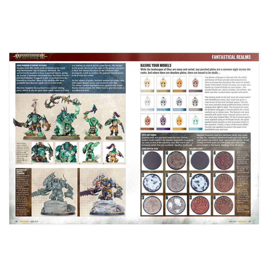 Home Games Workshop Webstore White Dwarf 12 Month Subscription Games Workshop Webstore
