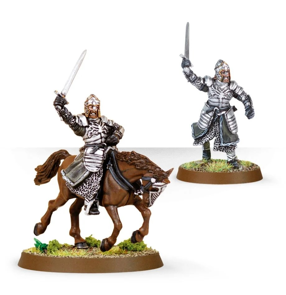 Home Games Workshop Webstore Faramir Foot And Mounted Games Workshop Webstore