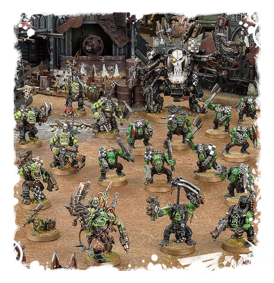 Home Games Workshop Webstore Start Collecting Orks Games Workshop Webstore
