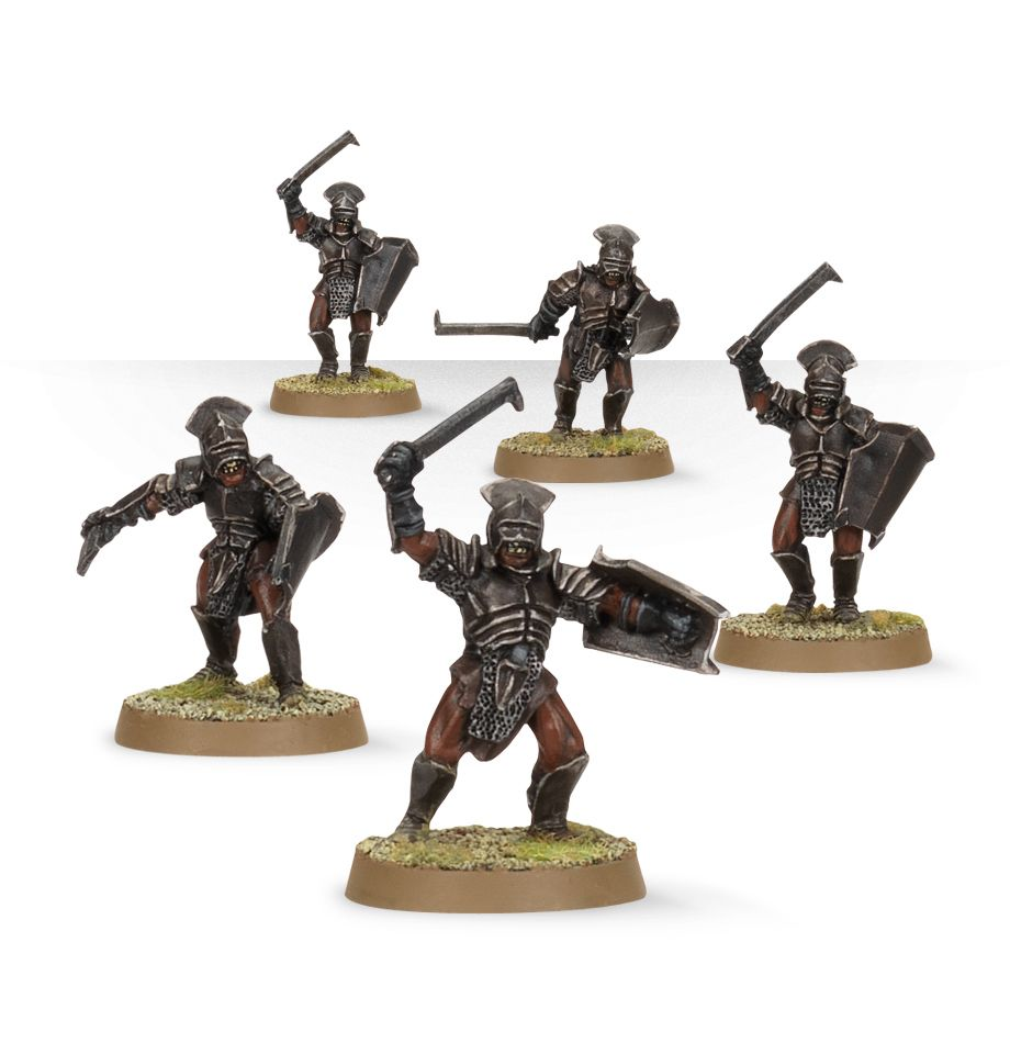 Home Games Workshop Webstore Uruk Hai Warriors Games Workshop Webstore