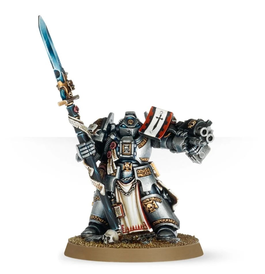Home Games Workshop Webstore Grey Knights Brother Captain Games Workshop Webstore