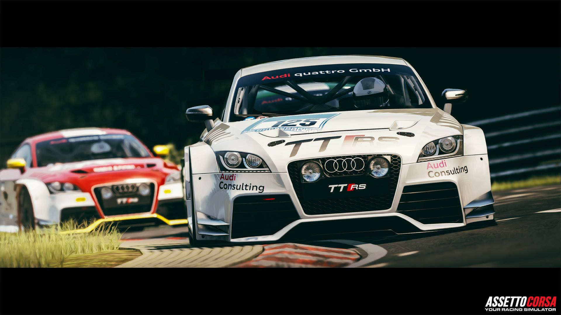 Gt Race Car Wallpaper Assetto Corsa Quot Ready To Race Quot Carpack Update Auf