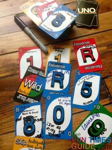 Spicy UNO Card Game Makes Family Game Night More Fun - Spicy UNO