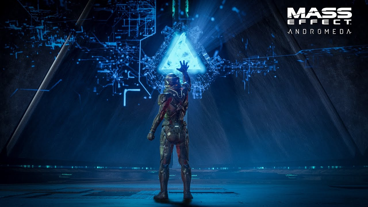 Mass Effectandromeda Mass Effect Andromeda Review Game And Junk