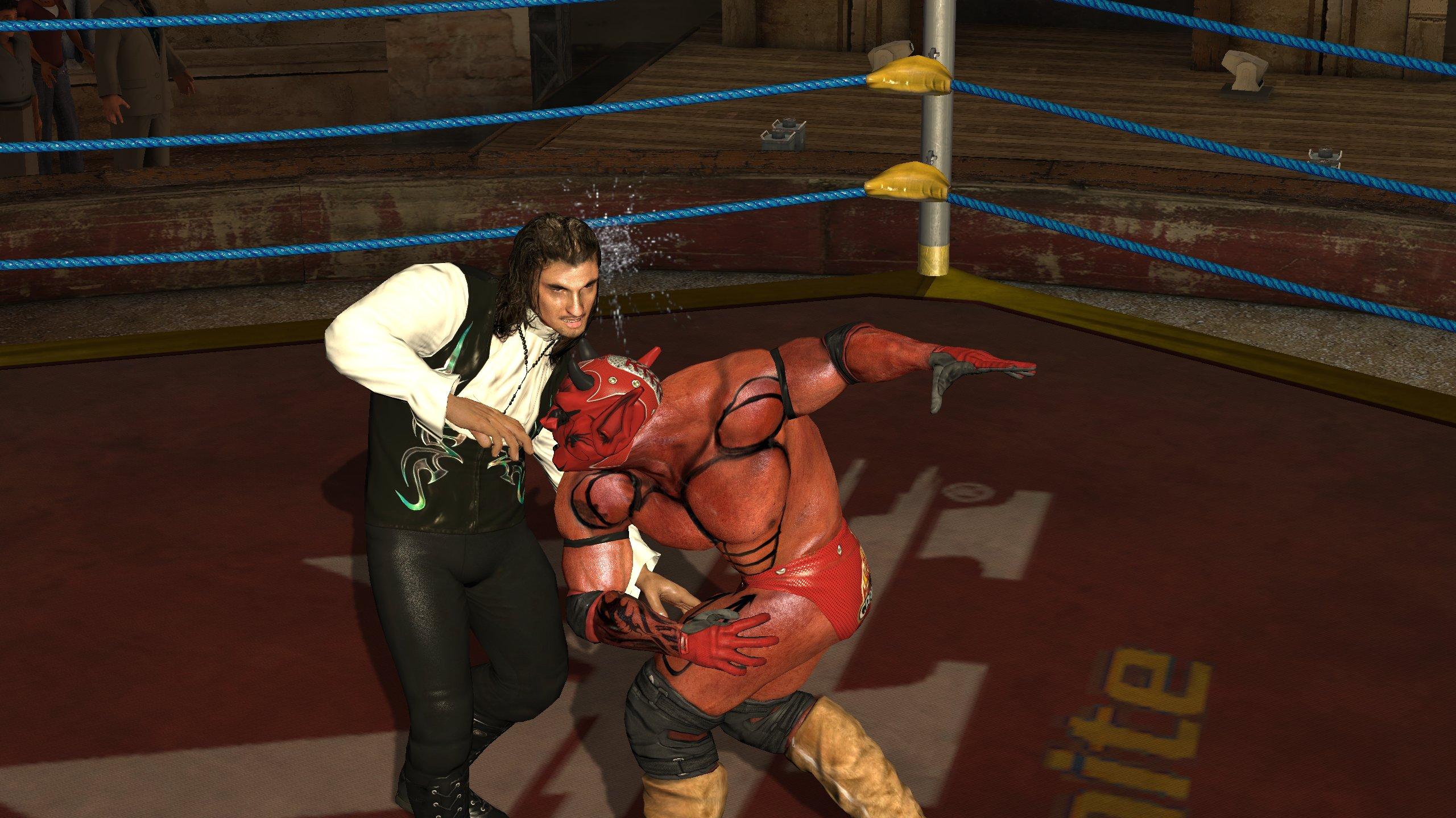Lucha Libre Ten Games Not Fit For Brits Games Asylum