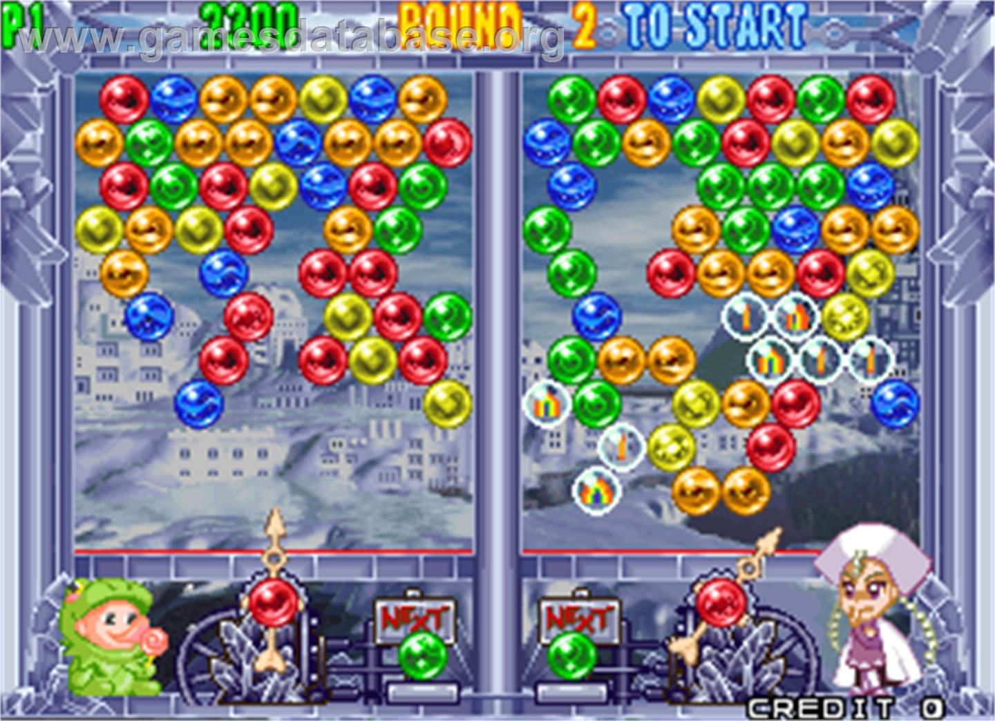 Bubble Games Super Puzzle Bobble Taito