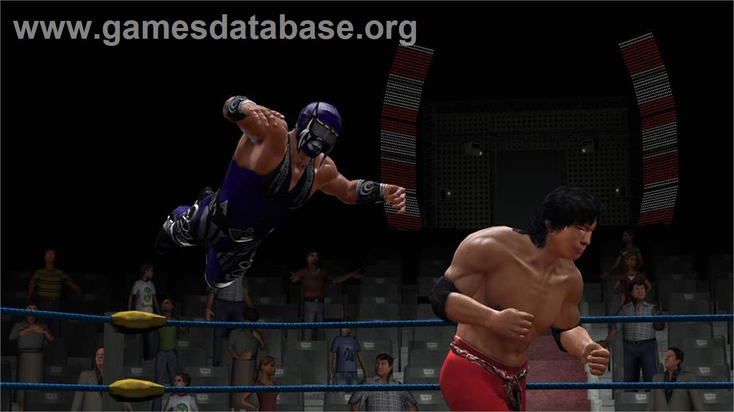 Lucha Libre Lucha Libre Aaa Microsoft Xbox 360 Games Database