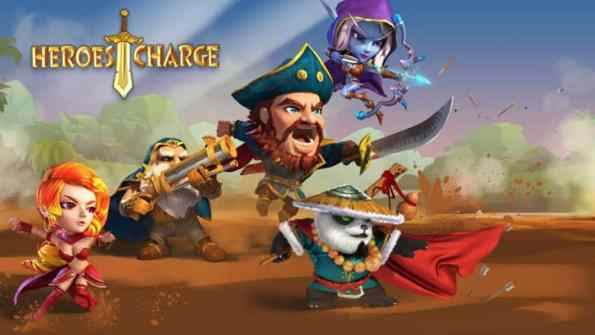 Heroes Charge for pc