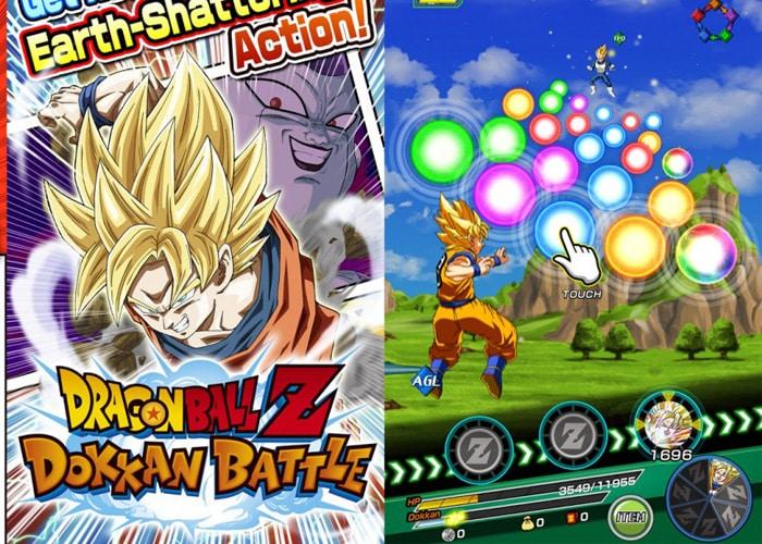 download Dragon Ball Z Dokkan Battle for PC
