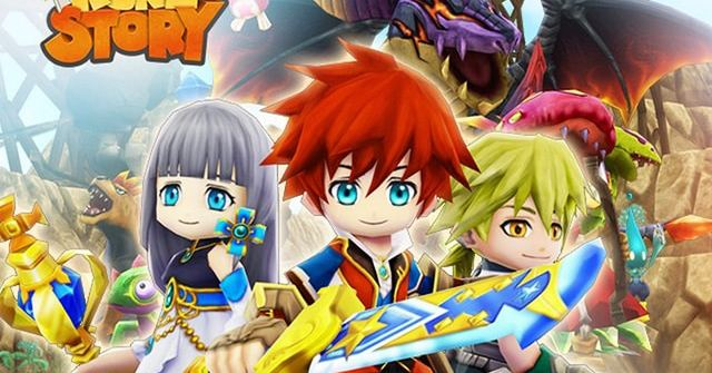 Colopl Rune Story for pc download