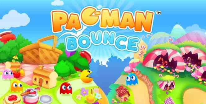PAC-MAN Bounce for pc download
