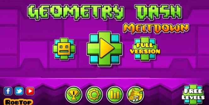 Geometry Dash Meltdown for pc