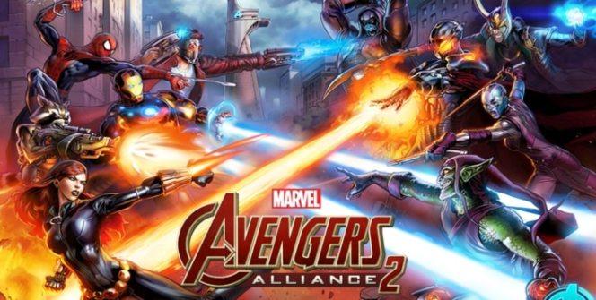 Marvel Avengers Alliance 2 for pc