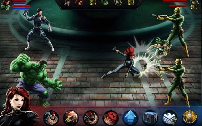 download Marvel Avengers Alliance 2 free