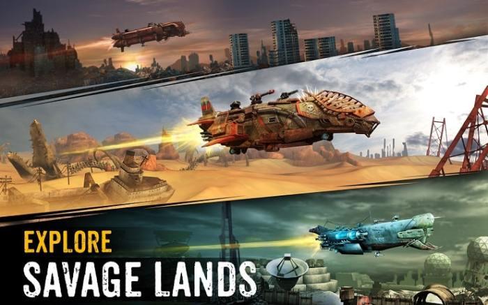 download Sandstorm Pirate Wars free win