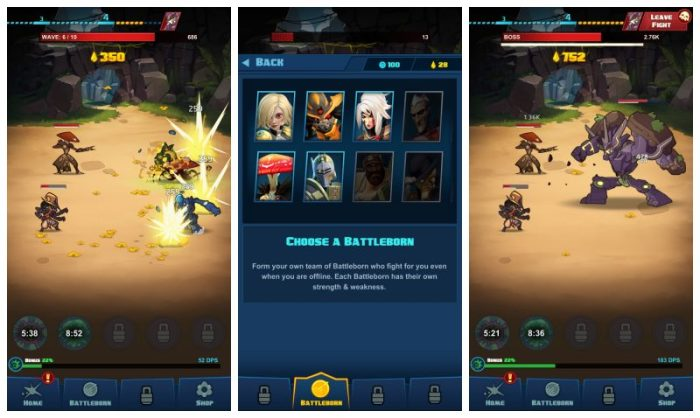 download Battleborn Tap free