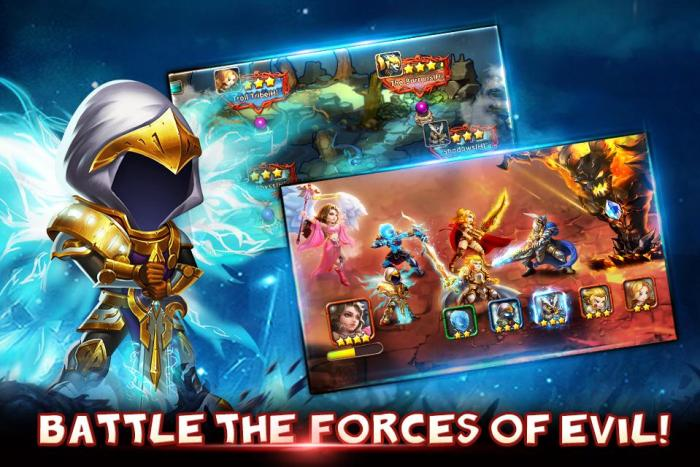 download League of Angels Fire Raiders free