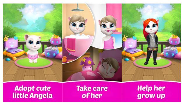 download My Talking Angela free